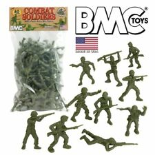 BMC WWII US Combat Soldiers 60MM Toy Army