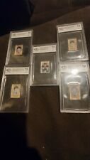 The Beatles 1964 Hallmark Stamps Graded 10 Mint