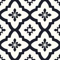 WallPops FP2480 Comet Peel & Stick Floor Tiles, Blacks, Set of 10 Pieces