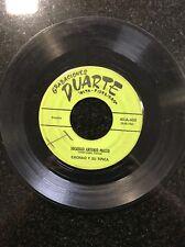 "Crazy Rare Cuban 45 rpm ISRAEL LOPEZ ""CACHAO"" / Cachao y su Tipica DUARTE /"
