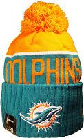 Miami Dolphins Hat Beanie New Era Cap Gifts Merchandise Gear Womens Mens Apparel