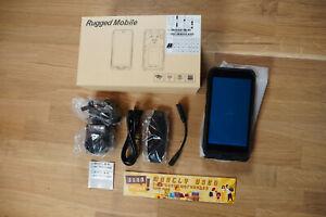 Mobile Rugged Windows 10 Handheld PC - OVP   NEUWERTIG