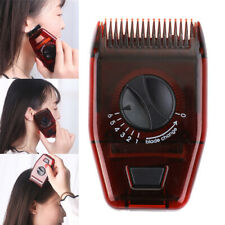Multifunctional Manual Hair Trimmer Hairdressing Hair Comb Curler Corner Trimmer