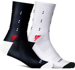 Forward Dots Sport Cycling Socks 2 pack