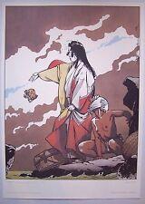 Affiche - Poster , TAKO , 50X70 , 450 ex  N° & Sig  / MICHETZ