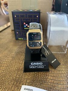Casio watch Collaboration with Pac-Man A100WEPC pacman game color PSL IN HAND!