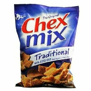 Chex Traditional Snack Mix, 8.75 Ounce