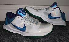 Nike Zoom Kobe 5 V Draft Day Size 8 Men Pre Owned Rare 386429-100