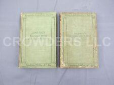 Riverside Literature Series Irving Essays Sketch Book & Ruskin's Sesame & Lilies