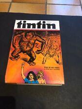 [0121-D1] Album Journal Reliure Tintin - Hergé - Numéro 114 - éd. belge