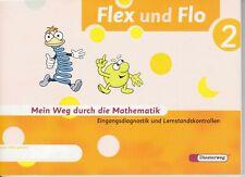 Flex und Flo 2 Eingangsdiagnostik Lernstandskontrollen Mathematik Grundschule