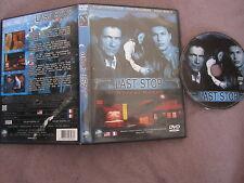 The last stop de Mark Malone avec Jürgen Prochnow, DVD, Thriller