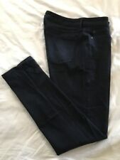 (*.*) GAP * Womens Stretch MID RISE SKINNY Blue Jeans / Denim * Size 31 / 12r