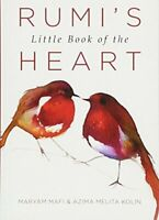 Rumi's Little Book of the Heart by Mafi, Maryam Book The Fast Free Shipping