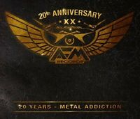 Various Artists - 20 Years - Metal Addiction / Various [New CD]