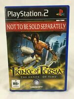 Prince Of Persia : The Sands Of Time - With Manual - PS2 - Playstation 2 - PAL