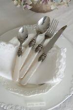 Chic Antique Besteck Set 16 Teile Champagner Shabby Brocante Vintage Nostalgie