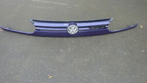 Kühlergrill, Kühlergitter, Volkswagen Golf III GTI, passt zu Benzin oder Diesel