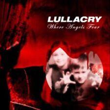 Where Angels Fear Lullacry CD