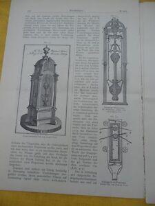 1896 Automobile Uhren
