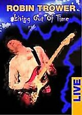 Robin Trower - Living Out of Time (DVD, 2006) Free US Shipping