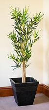 1.2M Tall Artificial Bamboo With FREE 34cm Stewart Piazza planter worth £12.99