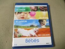 """BLU-RAY """"BEBES"""" documentaire de Thomas BALMES"""