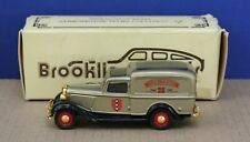 Brooklin 16x 1:43 1935 Dodge Van Speelgoed Otten 150 Issued 1987 Blk Rad MIB DB