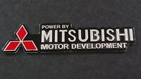 Motor Development Badge ASX OUTLANDER EVO COLT LANCER L200 SHOGUN MITSUBISHI
