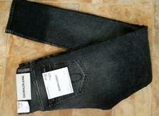 Calvin Klein Jeans,W30,L34,Grey,Mid Rise,Skinny Leg,Men's