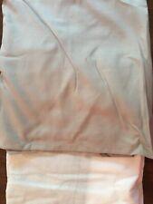 "New Bed Skirt Dust Ruffle Gray King Size 15"" Drop Machine Washable. Box Pleat"