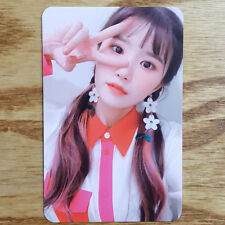 Song Hayoung Fromis_9 Special Single Album From .9 Official Photocard Genuine