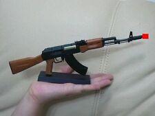 Ak-74 (Ak-47 Variant) Rifle Display Model, Scale 1:3, Metal & Plastic