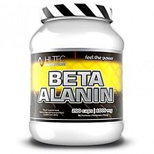 Hi-Tec Nutrition Beta Alanine 200caps. Strong Pre-Workout 1000mg - Free Shipping