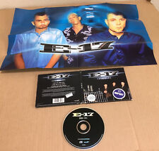 E17 E 17  Each Time EDIT & K GEE REMIX BONUS POSTER CD single USA seller EAST 17