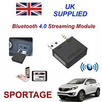 For KIA Sportage Bluetooth Music Streaming module Galaxy S6 7 8 9 iPhone 6 7 8 X