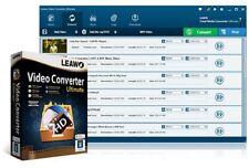 Leawo Video Converter Ultimate,convert burn DVD/video, HD,180 formats MP4 AVI ++