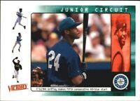 2000 Upper Deck Victory Seattle Mariners Baseball Card #416 Ken Griffey Jr. JC