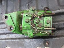 1964 John Deere 2010 gas farm tractor hydraulic outlet coupler block FREE SHIP