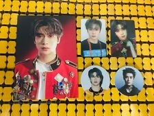 NCT 127 OFFICIAL Neo Zone : The Final Round PUNCH Album Photocard JAEHYUN SET