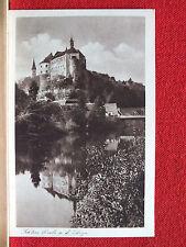 AK - Schloss Raabs a.d.Thaya - gel. ca. 1935 - Bezirk : Waidhofen a.d.Thaya