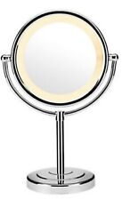 Babyliss Illuminated Mirror . Lights,make Up Mirror, LED .Reflections.New In Box