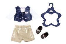 Baby Born Trachten-outfit joven Zapf Creation 824511 Jóvenes vestidos de Muñeca