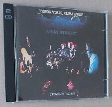 2 CD  ***  CROSBY STILLS NASH & YOUNG. A WAY STREET  ***