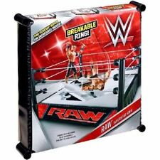Wrestling Plastic Action Figure Playsets