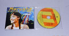 Single Maxi CD Marusha - Somewhere Over the Rainbow  1994  3 Tracks 101 M 11