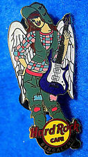 BENGALURU INDIA SEXY ROCKIN ANGEL SERIES PATCHED PANTS GIRL Hard Rock Cafe PIN