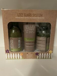 Little Green Lice System for Children 3 pieces