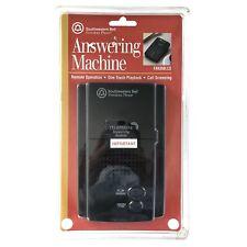 Southwestern Bell Freedom Phone Answering Machine FA936BLCS Rare Black