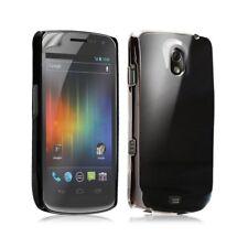 Housse Étui Coque Rigide Brillante Pour Samsung Galaxy Nexus Couleur Noir + Film
